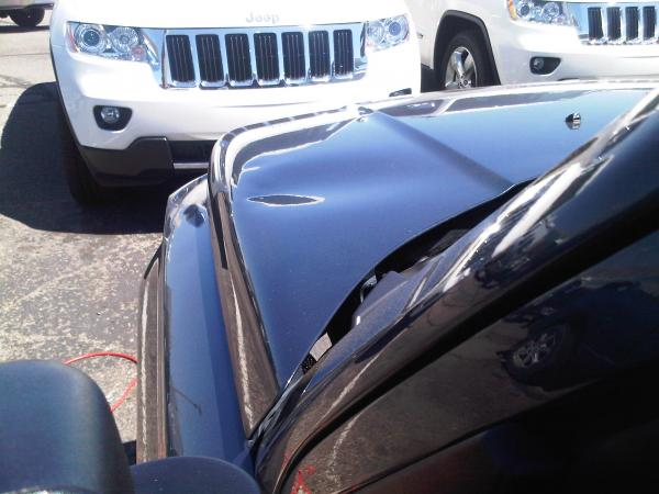 Tucson Paintless Dent Removal & Repairs   Like New Mobile